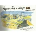 Aquarelles en Ubaye - Alexis Nouailhat