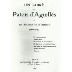 Un libre en Patois d'Aguillés - Jon Bourboun de la Béléèro