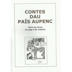 Contes dau país aupenc - Couverture