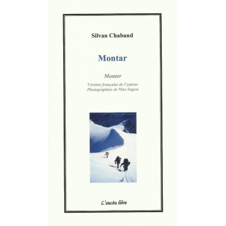 Montar - Silvan Chabaud - Couverture