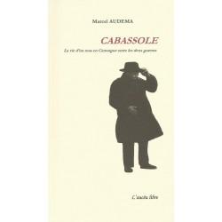 Cabassole - Marcel Audema - Couverture