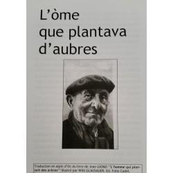 L'òme que plantava d'aubres - Jean Giono - ADALPOC