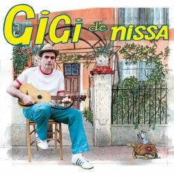 Gigi de Nissa - CD de Louis Pastorelli