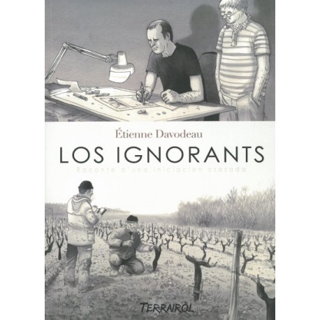 Los Ignorants - Étienne Davodeau (occitan version)
