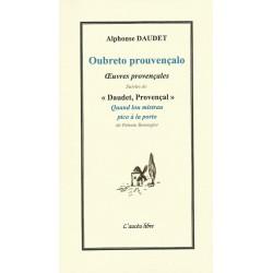 Oubreto prouvençalo - Alphonse Daudet