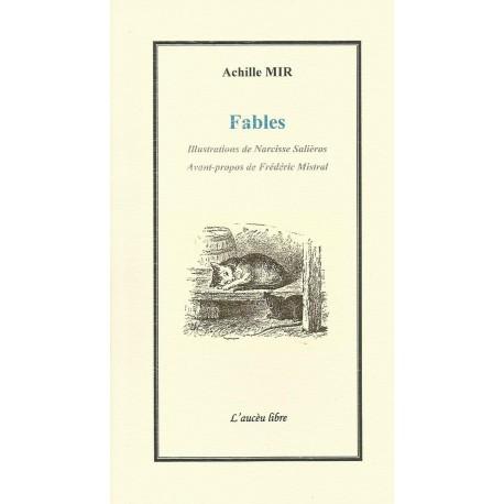 Fables - Achille Mir - Couverture