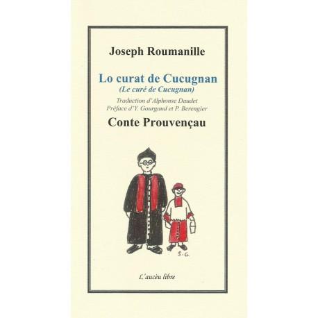 Lo curat de Cucugnan - Joseph Roumanille - Couverture
