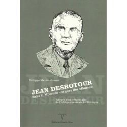Jean Desrotour - Baba ti Mbororo - Le père des Mbororo - Philippe Martin-Granel - Couverture