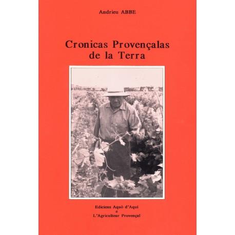 Cronicas provençalas de la terra - Abbe Andrieu