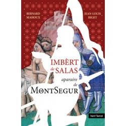 Imbèrt de salas aparaire de MontSegur - Bernard Mahoux et Jean-Louis Biget - Couverture