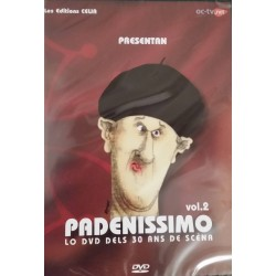 Padenissimo - DVD Volume 2 - Padena