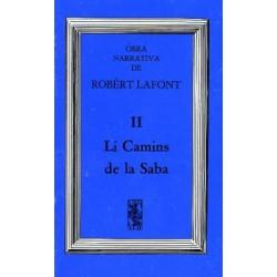 Li Camins de la saba – Robert Lafont