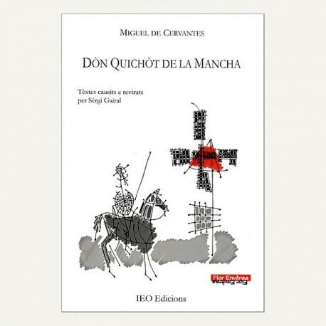 Dòn Quichòt de la Mancha - Miguel de Cervantes - Sèrgi GAIRAL (occitan)