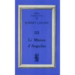 Li maires d'Anguilas – Robert Lafont