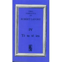 Tè tu, tè ieu - Robert Lafont - ATS 42