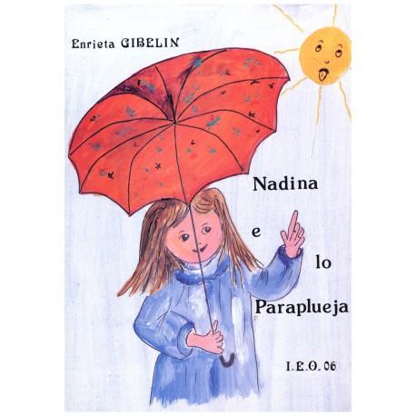 Nadina e lo paraplueja - Gibelin Enrieta
