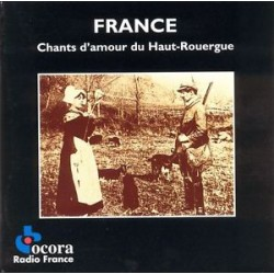 Chants d'Amour du Haut-Rouergue - CD occitan