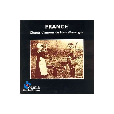 Love Songs from the Upper Rouergue - CD occitan