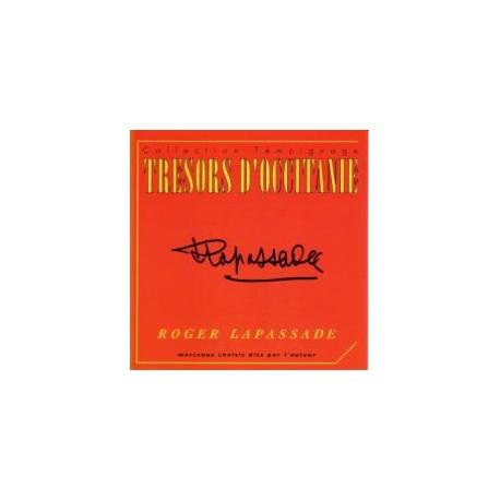 Trésor d'Occitanie - Roger Lapassade (CD)