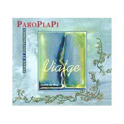 Viatge - Paroplapi - CD de polyphonies - Comté de Nice