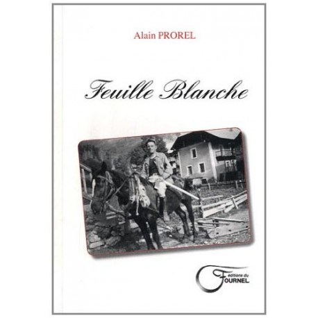 Feuille blanche - Alain Prorel