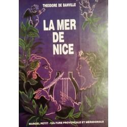 La mer de Nice - Lettres à un ami - Théodore de Banville - Couverture