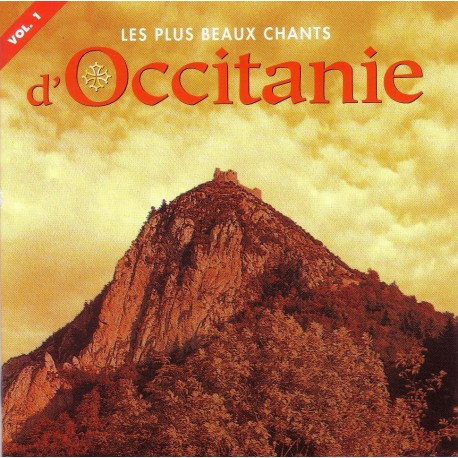 Les plus beaux chants d'occitanie (vol 1)