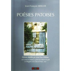 Poésies patoises - Jean-François Meiller