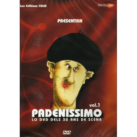 Padenissimo - Vol.1 - Padena - DVD of 30 years on live