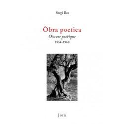 Oeuvre poètique 1954/1960 - Sergi BEC