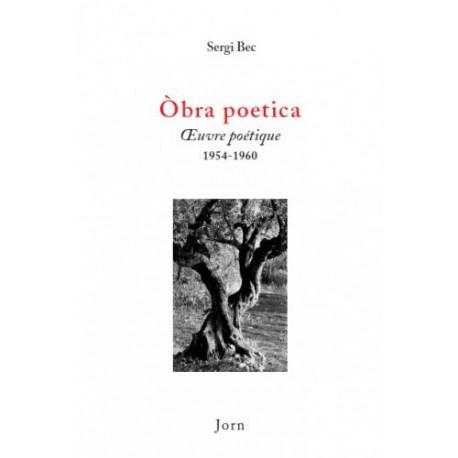 uvre poètique 1954/1960 - Sergi BEC