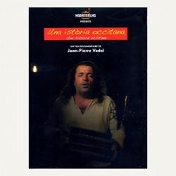 Una istòria occitana - Jean-Pierre Vedel - Couverture