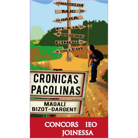Cronicas pacolinas - Magali DARGENT BIZOT