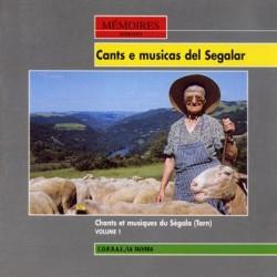 Cants e musicas del Segalar - La Talvera (CD) - Chants et musiques du Ségala (Tarn) - Volume 1