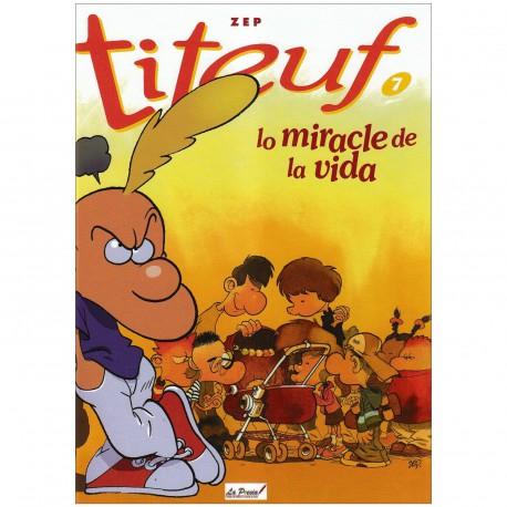 Titeuf - Lo miracle de la vida - Zep