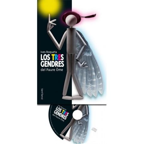 Los tres gendres del Paure Òme (livre audio avec CD) - Ives Roqueta