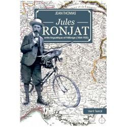 Jules RONJAT - Jean Thomas - Couverture (Vent Terral)