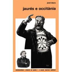Jaurès e Occitània - Jòrdi Blanc - Couverture