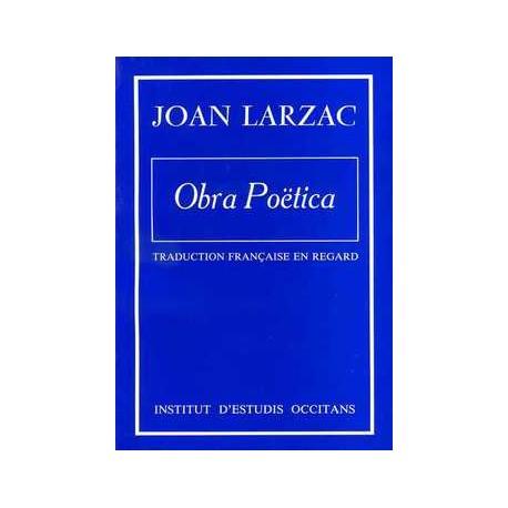 Obra Poëtica - Joan Larzac