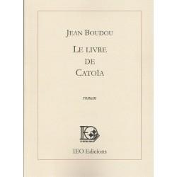 Lo libre de Catòia - Joan Bodon - Couverture