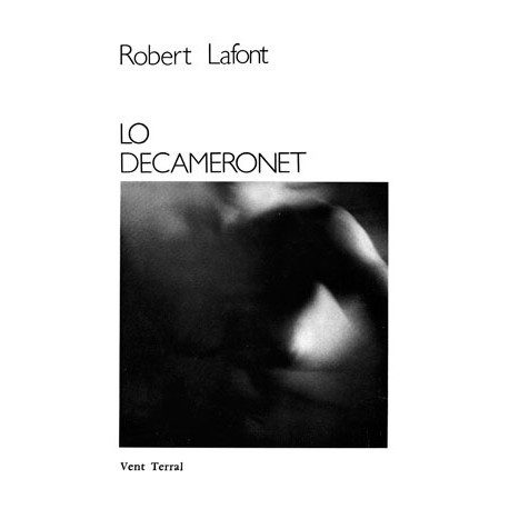 Lo Decameronet - Robert Lafònt - Couverture