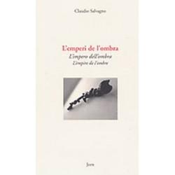 L'emperi de l'ombra - L'imero dell'ombra - L'empire de l'ombre - Claudio Salvagno - Couverture (Jorn)
