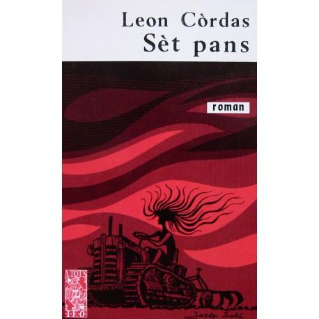 Sèt pans – ATS 25 - Leon Còrdas - Couverture du roman