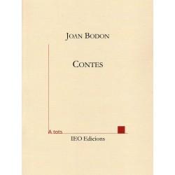Contes - Joan Bodon