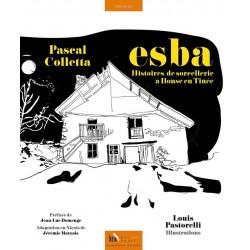 Esba – Histoires de sorcellerie à Ilonse en Tinée - Pascal Colletta - Couverture