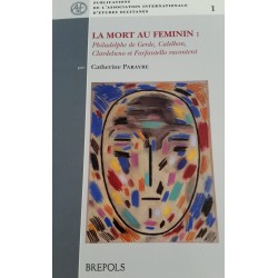 La mort au féminin - Catherine Parayre
