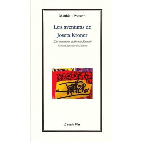 Leis aventuras de Joseta Kroner (Les aventures de Josette Kroner) - Matthieu Poitavin - Couverture
