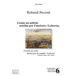 Coma un aubràs estrifat per l'auristre / Leberon - Roland Pécout