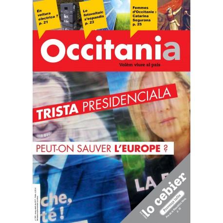 occitania lo cebier vol m viure al pa s magazine abonnement 1 an. Black Bedroom Furniture Sets. Home Design Ideas