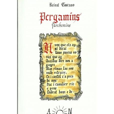 Pergamins (Parchemins) - Reinat Toscano